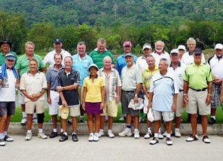 The Jomtien Golf Group at Wangjuntr.