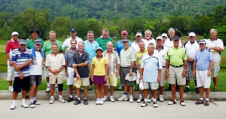 The Jomtien Golf Group at Wangjuntr.