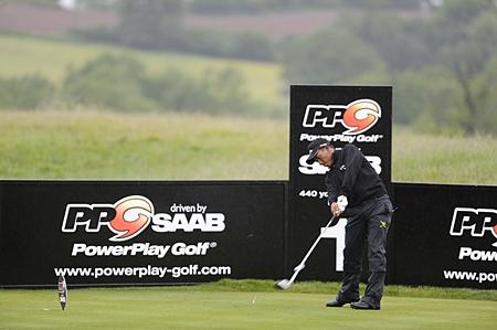 Thongchai Jaidee, a PowerPlay golfer.