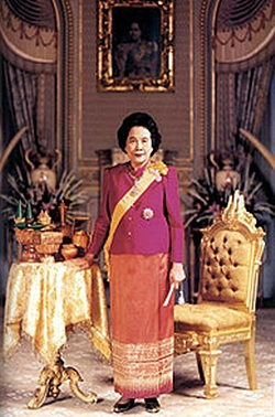 Her Royal Highness Princess Bejaratana Rajasuda Sirisobhabannavadi of Thailand (24 November 1925 – 27 July 2011)