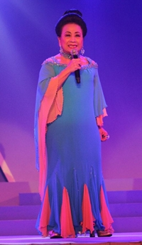 Kamala in Concert.