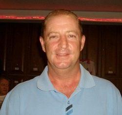 Sunday winner Steve Mullberry.