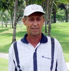 Geoff Parker enjoyed a successful return to Pattaya after a 2 month work break.