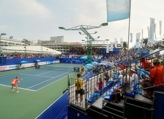 The 2013 PTT Pattaya Open will take place at the Dusit Thani Hotel from the 27 January – 3 February.
