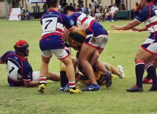 Thai Barbarians take on Southerners in the final.