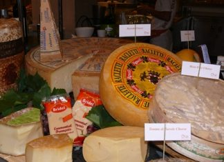 Cheeses!