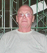 Paul Edgar behind bars after scoring 23 points on the back-nine at Emerald.