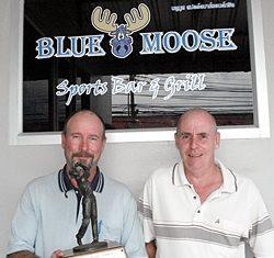 Bill Thompson and Richard Hall.