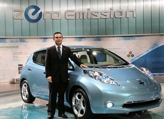 Renault Leaf.