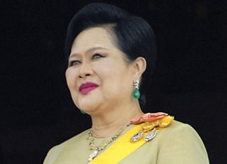 August 12 is a very special day throughout the Thai Kingdom, as it is the day the entire nation celebrates the auspicious occasion of Her Majesty Queen Sirikit's 80th Birthday. The day is also celebrated throughout the Kingdom as Mother's Day. The management and staff of the Pattaya Mail Media Group join the Thai people and many others from around the world to present our loyalty and devotion to Her Majesty Queen Sirikit and best wishes for a most Happy Birthday and a long life on the occasion of her 80th birthday August 12. Today's edition of the Pattaya Mail incorporates, with our profound love and respect, a special supplement showing a glimpse of Her Majesty Queen Sirikit's remarkable life. (Photo courtesy Bureau of Royal Household)