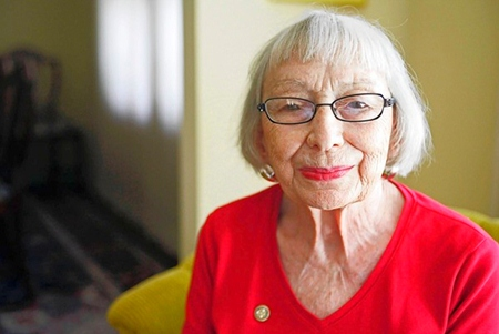 Mary Stitt (Richard Bajjalieh/Chicago Tribune)