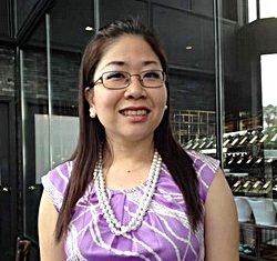 Pattaya City Councilwoman Yuwathida Jeerapat has been nominated as spokesperson for the city.