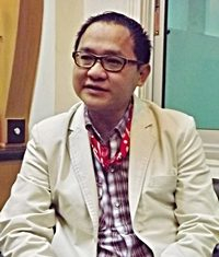 Athapol Vannakit, director of the TAT Pattaya office.