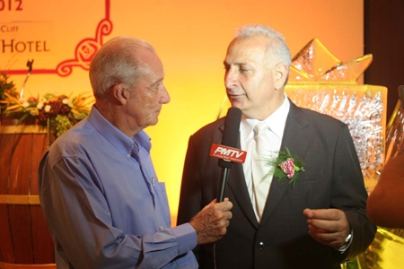 Dr Iain Corness interviews Peter Papanikitas for PMTV.