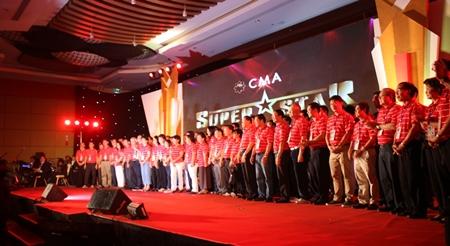 New blood - CMA 15 members.