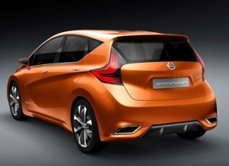 Next year's Nissan March?