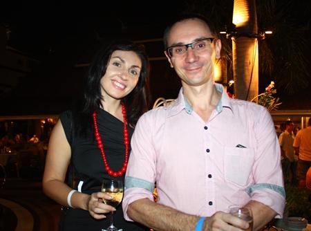 Irena & Alex De Ribas.
