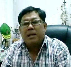 Sanitation Department Director Wirat Jirasriphaithun.