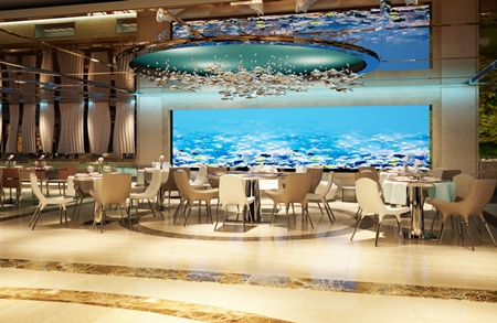 Centara Grand Resort & Spa Pattaya - All Day Dining Restaurant - Oceana 1.