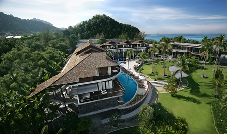 Holiday Inn Resort Krabi Ao Nang Beach.
