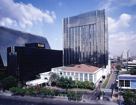 The Sukosol hotel in Bangkok.