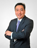 Clarence Tan, COO, Asia Australasia, InterContinental Hotels Group.