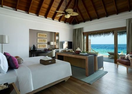 Dusit Thani Maldives.