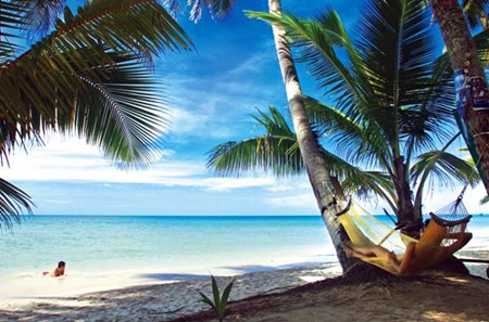 Koh Chang offers an idyllic tropical lifestyle.