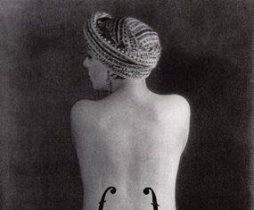 Violon d'Ingres.