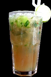 Refreshing Mojitos at Havana Bar & Terrazzo, Holiday Inn, Pattaya.