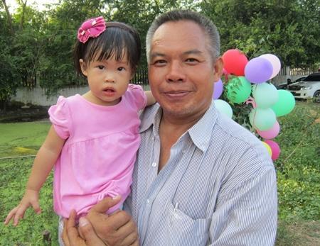 Ja and daughter Prim.