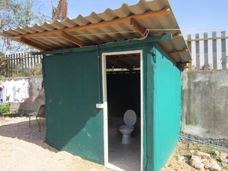 Plenty of facilities for the ladies.
