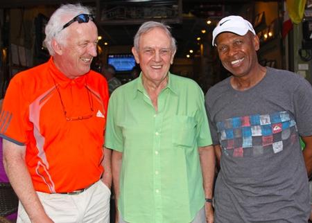 Joe Nagh, Tom Breslin and Dave Shelton.