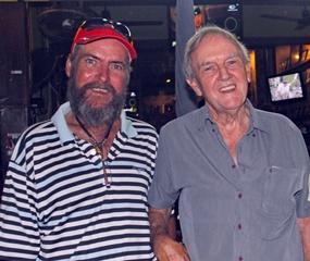 Michael Hastie and Tom Breslin.
