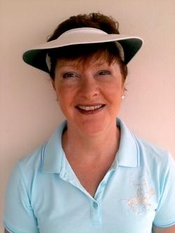 Ladies winner Pauline Byrne