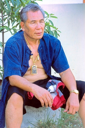 The late Yodthong Senanan.