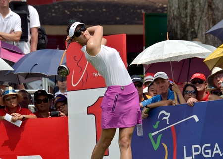 The world's top female golfers will be in Pattaya this month for the 2013 Honda LPGA Thailand.