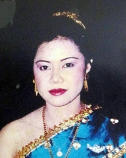 Sinmalee Wattanathum, 27, was found murdered in her Rattanakorn Village home May 1.