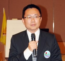 Sinchai Wattanasartsathorn has been elected president of the Pattaya Business and Tourism Association for the 2103-2015 term.