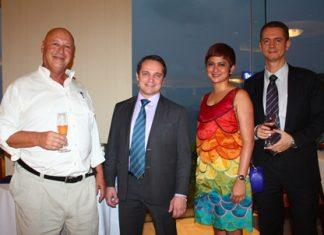 John Crawford, David Millière, Manantana Chaisamut and Christoph Voegeli.