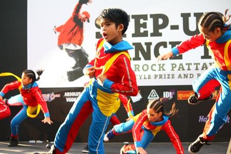 Children under 12 perform like pros.