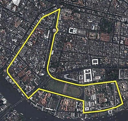 Bangkok Grand Prix.