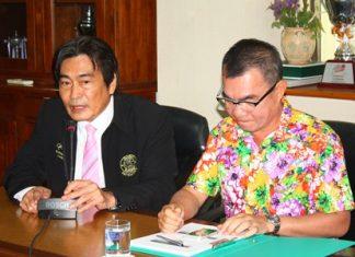 Deputy Mayor Ronakit Ekasingh talks about how the city has cut drug problems.