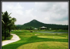 C9 from the tee-box at Khao Kheow.