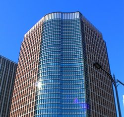 Commercial real estate investment in Japan rose 38 percent in the first quarter of 2013.