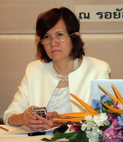 Bundarik Kusolvitya, president of THA-EC.