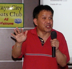 """In America, you can say anything you want, as long as you don't DO it. In Thailand, you can do anything you want, but don't SAY it!"" Thai born, US raised Dr Sunyarat (Ton) Ratjatawan, PhD, Bangkok psychologist introduced his talk to Pattaya City Expats Club on the 26th of May with these insightful words."
