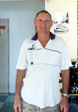 Bill Marsden.