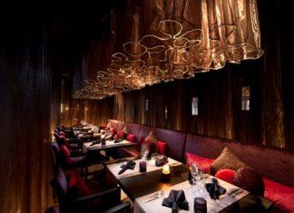 Flare restaurant at Hilton Pattaya.