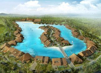 MahaSamutr will feature 90 luxury villas surrounding a 45-rai lagoon pool.